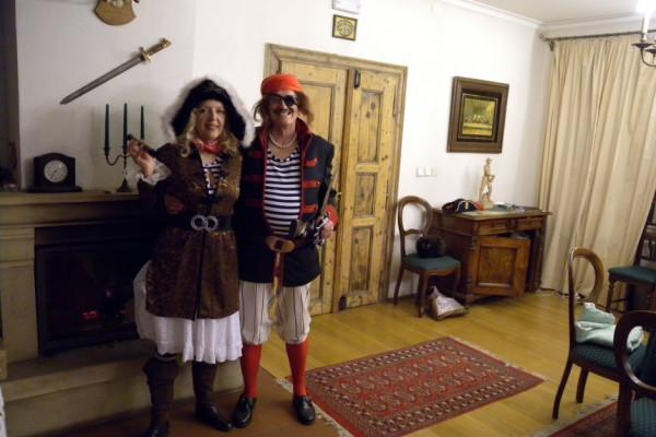 Piráti v Záhornicích
